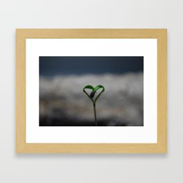Yeah, it is. Framed Art Print