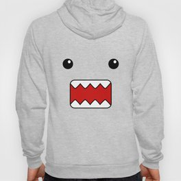 Domo Kun - Brown Japanese Monster Hoody