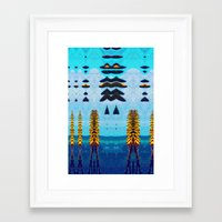 grafitti Framed Art Prints featuring grafitti by Beth Photography