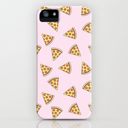 Pizza is Life iPhone Case
