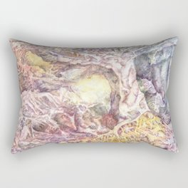 Enchanted Land Rectangular Pillow