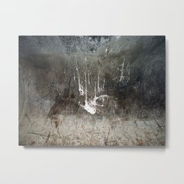 Pareidolia-4 Metal Print