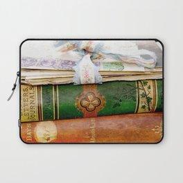 Louisa May Alcott Laptop Sleeve