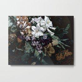 Beautiful Bohemian Bouquet Metal Print