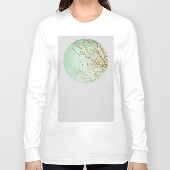 Turquoise Skies  Long Sleeve T-shirt