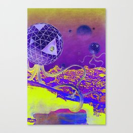 Expansion Volume III Poster Canvas Print