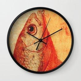 Piscibus 11 Wall Clock