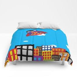 Pengwin that is Super Comforters