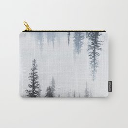 Reflective Nature Carry-All Pouch