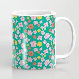 A Field of Daisies Coffee Mug