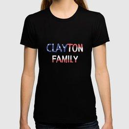 Clayton Family T-shirt