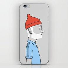 Steve Zissou iPhone & iPod Skin