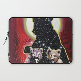 Next Genration Medicine People: Nursing Ursa Minor Laptop Sleeve