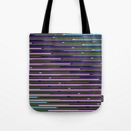 Static XXXIX Tote Bag