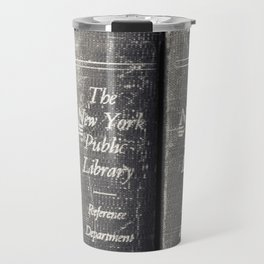 Reference Department, New York Public Library Travel Mug