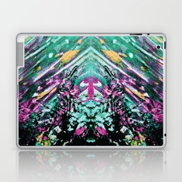 Galaxy Painting Laptop & iPad Skin