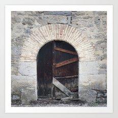 Doors of Perception 5 Art Print
