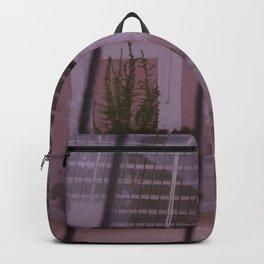 Broken greenhouse Backpack