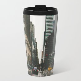 Winter In the Streets Travel Mug
