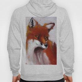 The Watching Fox Hoody