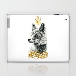 Beasts of the forest: Fox Laptop & iPad Skin