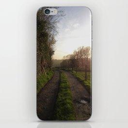 Wanderings iPhone Skin