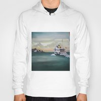 istanbul Hoodies featuring Ferry İstanbul by ArtSchool