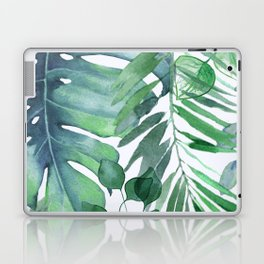 Tropical  Leaves Laptop & iPad Skin