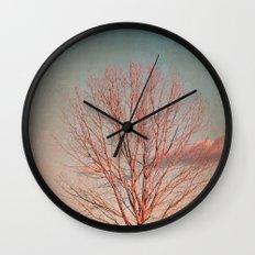 Otoñal Wall Clock