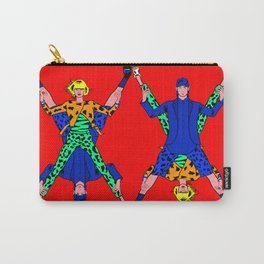Kenzo Pop Art Carry-All Pouch
