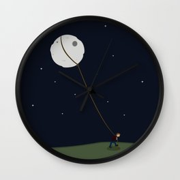 I may not be able to give you The Moon... Wall Clock
