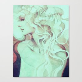 Nettle Canvas Print