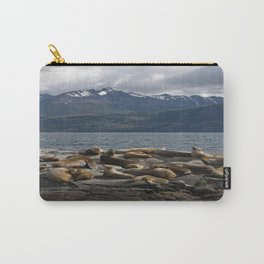 Sea Lions Carry-All Pouch