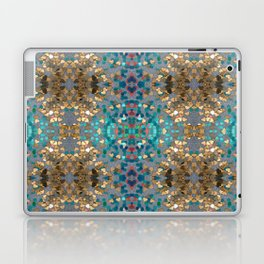 Sequin Mosaic Pattern Laptop & iPad Skin