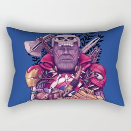 Wild Thanos Rectangular Pillow