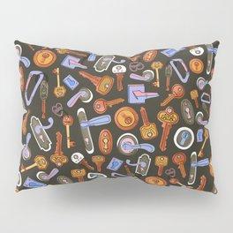 Happy New Home - Housewarming Keys Pillow Sham