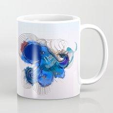 I hate the silence Mug