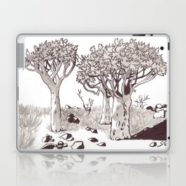 Quiver Tree Forest - Namibia Laptop & iPad Skin