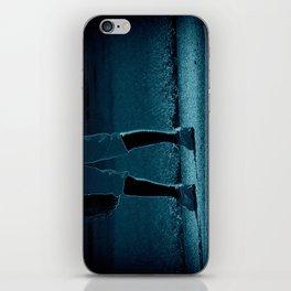 Short Stop iPhone Skin