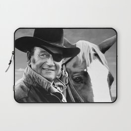John Wayne @ True Grit #1 Laptop Sleeve