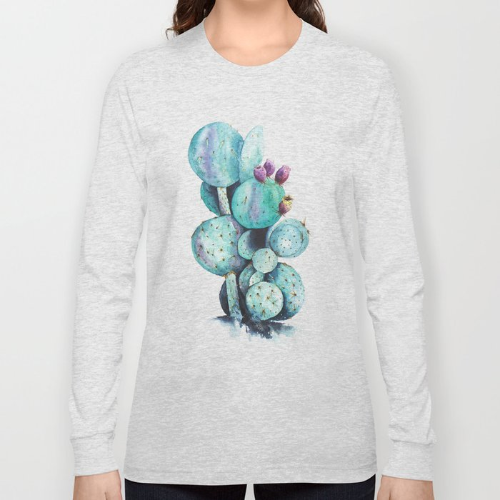 Cactus Love Long Sleeve T-shirt