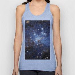 LH 95 stellar nursery in the Large Magellanic Cloud (NASA/ESA Hubble Space Telescope) Unisex Tank Top