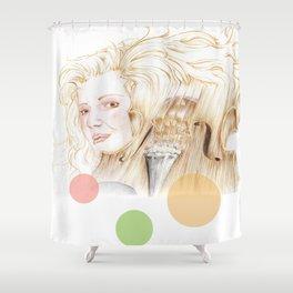crescendo Shower Curtain