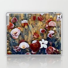 Poppies and Such Laptop & iPad Skin