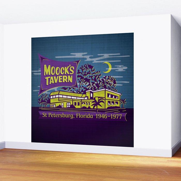 Moock's Tavern Wall Mural
