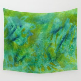 Abstract No. 136 Wall Tapestry