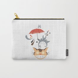studio ghibli umbrella Carry-All Pouch