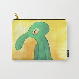 High Res Bold and Brash Repaint Carry-All Pouch