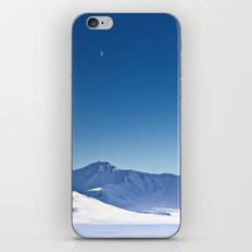 Moon Over Chandalar Shelf, Alaska iPhone & iPod Skin