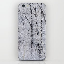Cottonwood Frost iPhone Skin